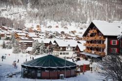 Hotel The Larix, Gletscherstrasse 14, 3906, Saas-Fee