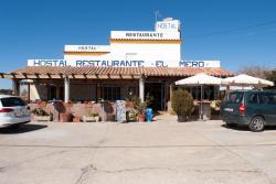 Hostal Restaurante El Mero, Carretera Vejer -Los Caños, km 11, 11160, Zahora