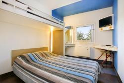 hotelF1 Melun, ZAE des Hauts de Rubelles, 77950, Rubelles