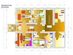 VillaFrancesca - Emanuela, Zellbergeben 36 1. OG - Apartment Emanuela, 6277, Zell am Ziller
