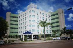 Paracatu Plaza Hotel, Rua Gastão Campos Lepesquer, 352, 38600-000, Paracatu