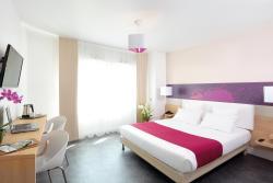 Appart'City Confort Paris Rosny-sous-Bois (Ex Park & Suites), 7, Rue d'Aurion - ZAC des Portes de Rosny, 93110, Rosny-sous-Bois