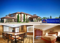 Best Western Diamond Inn, 351 Seventh Avenue North East, T0M 2A0, Three Hills