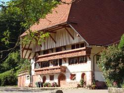 Deckerhof, Einbacher Str. 62, 77756, Hausach