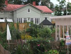 Kvarteret Sillen, Sadelmakargatan 2, 10600, Tammisaari