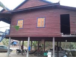 Khmer Home Stay With Friendly Host, Sre Prey Village, Chansor Commune,, Phumĭ Thlat