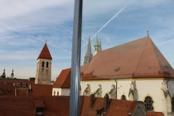 """Ferienwohnung """"Karmeliten Am Dom"""", Speichergasse 1, 93047, Regensburg"""