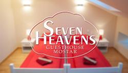 Guest house Seven Heavens Mostar, Knežića 1, 88000, Mostar