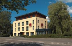 Stadthotel Crailsheim, Worthingtonstraße 39, 74564, Crailsheim