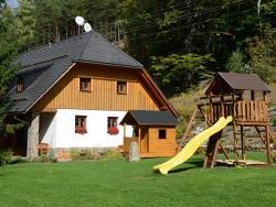Holiday Home Vakantiehuis Seidlova,  38473, Řetenice