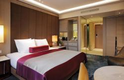 Tangla Hotel Brussels, Avenue E. Mounier 5, 1200, Brüssel