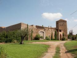 Holiday Home Castell Vallgornera,  17491, Peralada