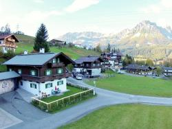 Holiday Home Chalet Kaltenbrunn 1,  6352, Ellmau