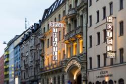 Hotel Deutsches Theater Stadtzentrum, Schwanthalerstr. 15, 80336, Munich