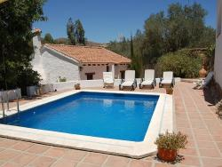 Holiday Home El Olivo,  29195, Comares