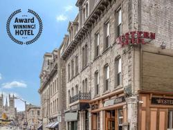 Western Hotel & Executive Suites, 72 Macdonell Street, N1H 2Z6, Guelph