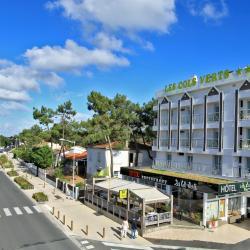 Logis Les Cols Verts, 48, Rue De Verdun. La Grière Plage, 85360, La Tranche-sur-Mer