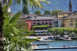 New Elvezia, Piazza Giuseppe Motta 15, 6612, Ascona