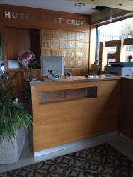 Hotel Santa Cruz, Sta. Cruz de Montaos, Ctra N-550 KM-41,200, 15689, Montaos