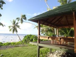 Coral Beach Bungalows, Tupapa Rarotonga,, Avarua