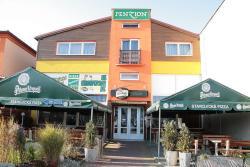 Penzion-Hotel Starojícká Pizza, Starý Jičín 20, 74231, Starý Jičín