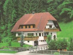 Ferienwohnung Haus Weis, Fürstenbergstraße 52, 77776, Bad Rippoldsau