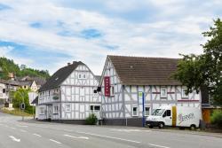 Hotel Werner, Ameloser Str. 49, 35232, Mornshausen