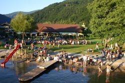 Schwimmbad Camping Mössler, Glanzerstraße 24, 9873, Döbriach