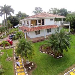 Finca Hotel Daniels, Km 7 Via Puerto Lopez Vereda Apiay, 500001, Granja Campo Alegre
