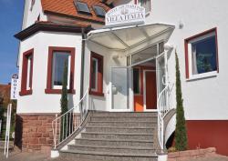 Hotel Spessarttor - Villa Italia, Michelriether Straße 38, 97828, Altfeld