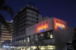 Cresta Jameson Hotel, Cnr Samora Machel Avenue & Park Street,, Harare