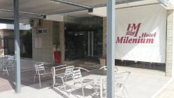 Hotel Milenium, Bv argentino 1641, 5900, Villa María
