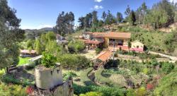 Agro Hotel Finca La Tobita, Vía entre Toca y Siachoque kilómetro 3, 150267, Toca