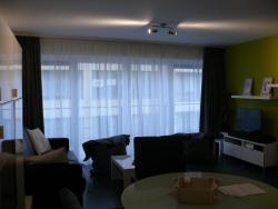 Zandbank Apartment, 21 Raversijdestraat, 8400, Ostend