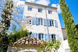 Chambres d'hôtes Les Trois Comtes, Rue Blanquerie 14, 30170, Saint-Hippolyte-du-Fort