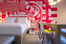 Radisson RED Hotel Brussels, Rue d'Idalie 35, 1050, Bruxelles