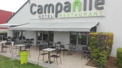 Campanile Clermont-Ferrand Sud Issoire, Rue Robert Schuman, 63500, Issoire