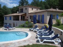 Villa Rochebrune, Chemin de Font Taboureno 261, 83440, Montauroux