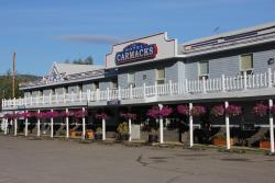 Hotel Carmacks, 35607 North Klondike Highway, Y0B 1C0, Carmacks
