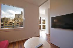 Apartament Disseny Girona, Passeig José Canalejas 2, Escalera 6, 3ero, 1, 17001, Girona