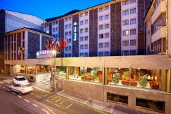 Tulip Inn Andorra Delfos, Avenida del Fener, 17. Escaldes-Engordany, AD700, Andorra-a-Velha