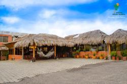 Hosteria Rancho Manabita, Panamericana Norte km 1 1/2 vía a otavalo, 170450, Tabacundo