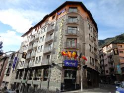 Kyriad Andorra Comtes d'Urgell, Avenida Escoles, 29, Escaldes-Engordany, AD700, Andorra la Vella