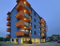 Apart Hotel Hello Hissar, 6 Shipka str., 4180, Hisarya