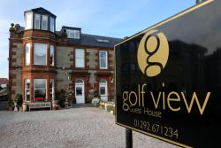 Golf View B&B, 17 Links Road, KA9 1QG, Prestwick