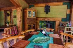 Canto de Lluvia Lodge, km 17.5 camino a Puerto Aysen,, Farellones