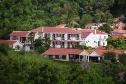 Scout's Place Hotel, Fort Street 9, Saba Island,, Windwardside
