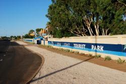 Coral Coast Tourist Park, 108 Robinson Street, 6701, Carnarvon