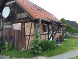 Ferienwohnung Kallfass, Dorfstraße 27, 17440, Krummin