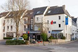 Comfort Hotel Rosporden Concarneau, 3 place de la gare, 29140, Rosporden